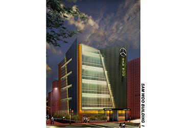 Samwoo Office Building 1