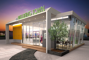 Wellbeing Town