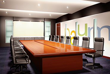 Conference Room of Daum Main Office